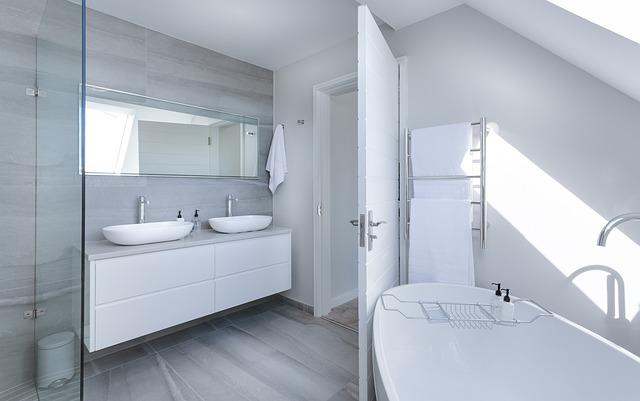Zabudowa łazienki Przy Pomocy Płyt Gipsowo Kartonowych